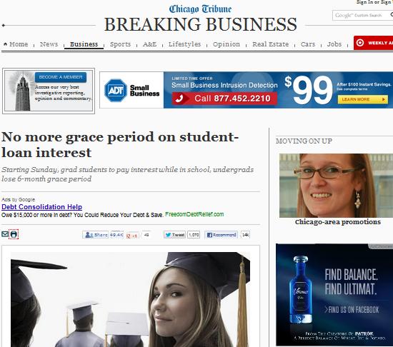 chicago tribune headline - updated - Copy